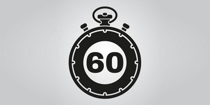 2018 Yılında 60 Saniyede Olanlar