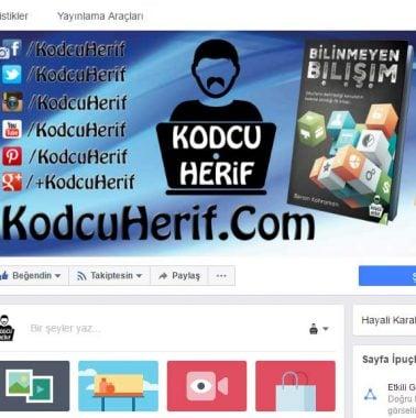 Kodcu Herif Sosyal Medya Yönetimi