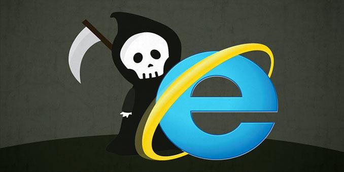 Artık Internet Explorer Kullanmayın!