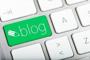 Blog Bölümlü Web Tasarım