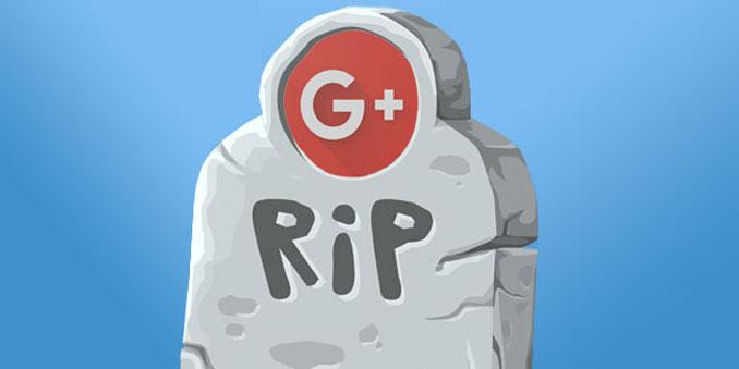 Google Plus Kapanma Tarihi Belli Oldu