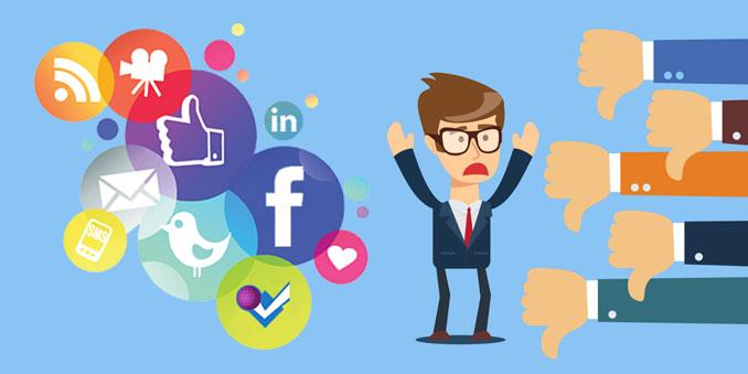 Sosyal Medya Yönetimi Hataları